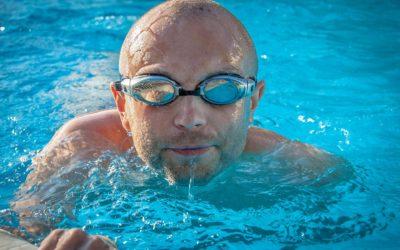 Courir dans l'eau pour perdre un maximum de calories