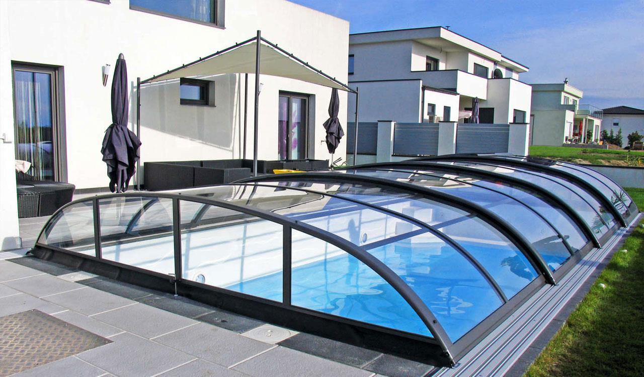 Pour la couverture de piscine rapide et efficace